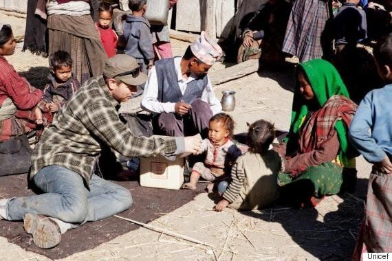 네팔 지진 후 1년, 어린이들에겐 아직도 도움이 절실히