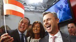 극우 후보, 1위로 오스트리아 대선 결선