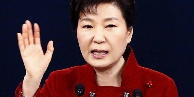 박 대통령이 언론간담회에서 가장 많이 언급한 단어는