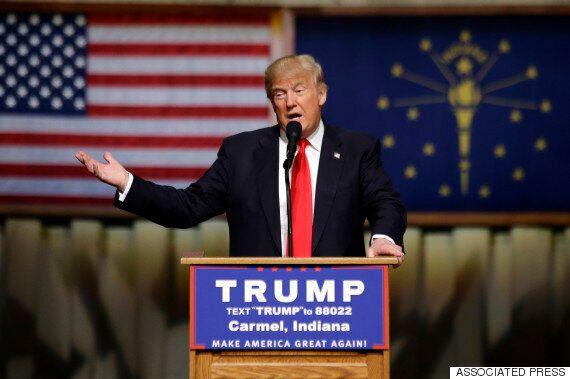 트럼프 41% vs 힐러리 39% : 트럼프, 양자 가상대결 첫