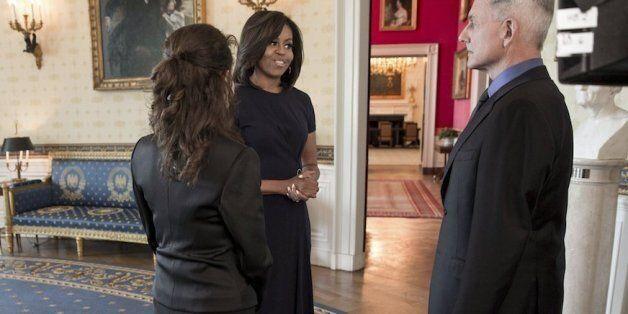 미셸 오바마, 미국 CBS 수사물 'NCIS'에