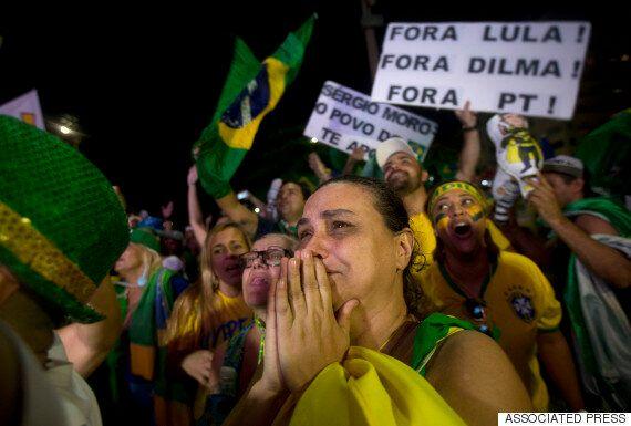 '탄핵 위기' 호세프 브라질 대통령,