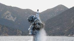 북한, 중거리 무수단미사일 또