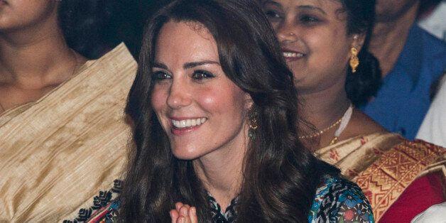 Photo by: KGC-178/STAR MAX/IPx 4/12/16 Prince William, Duke of Cambridge and Catherine, Duchess of Cambridge...