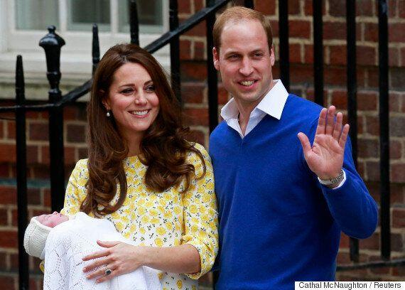 케이트 미들턴이 아이 둘을 낳고도 날씬한 몸매를 유지하는 비결을 우연히