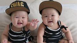 22만 명이 팔로우한 지구 최강 쌍둥이 자매의