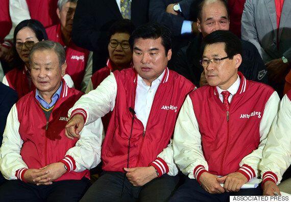31.5% : 박근혜 대통령 지지율, 취임 이래 최저치를 기록하다