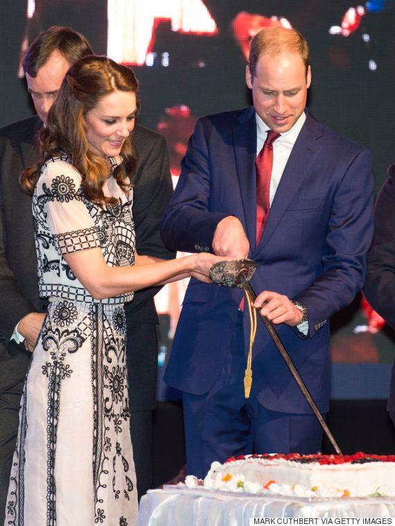 9만 원짜리 드레스를 입고 빛나는 케이트