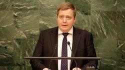 아이슬란드 총리, '파나마 페이퍼스'로