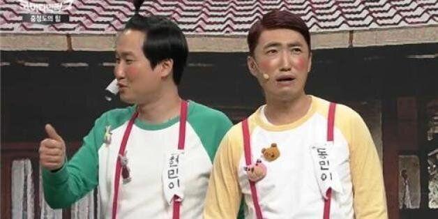 장동민, '코미디빅리그'에서 한부모 가정 아동을 조롱하는 개그로 다시 논란을