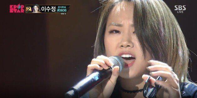 'K팝스타5' 이수정, 최종 우승..안테나 行