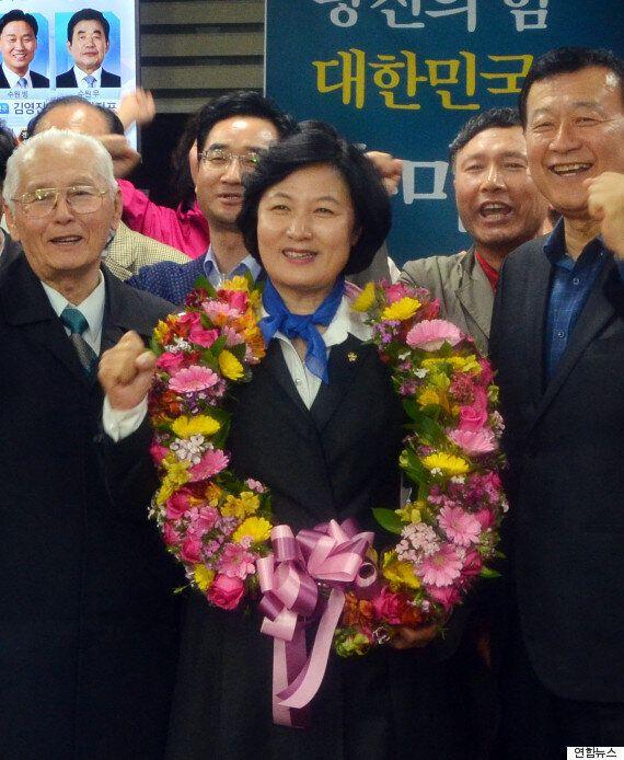 추미애, 헌정 사상 첫 '지역구 여성 5선 의원' 고지