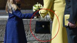 영국 여왕이 200개나 가지고 있다는 한 핸드백