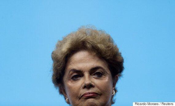 브라질 하원, 지우마 호세프 대통령 탄핵 표결
