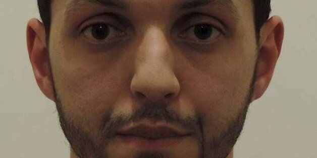 Mohamed Abrini is pictured in this undated handout image. REUTERS/Interpol/Handout via Reuters ATTENTION...