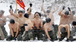 한국 군사력은 일본보다 낮고 북한보다
