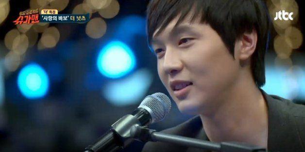 [어저께TV] '슈가송' 지현우, 밴드시절 기타소리가