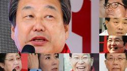 이들이 20대 총선에 출마한 '여성혐오' 후보