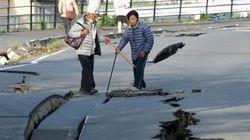 일본 지진으로 규슈 여행 취소