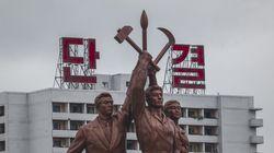 지난해 탈북한 북한군 망명이 총선 이틀 전에