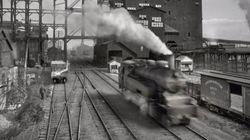 1900년대 초기 사진으로 재현한 뉴욕의