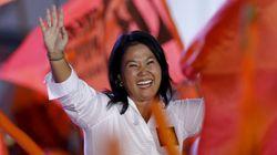 독재자의 딸 후지모리가 페루 대선 선두에