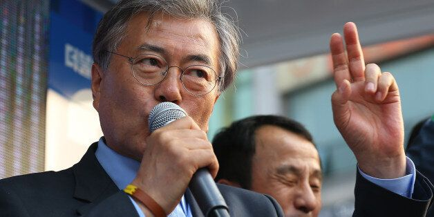 '호남 민심 반전' 노린 문재인의 한