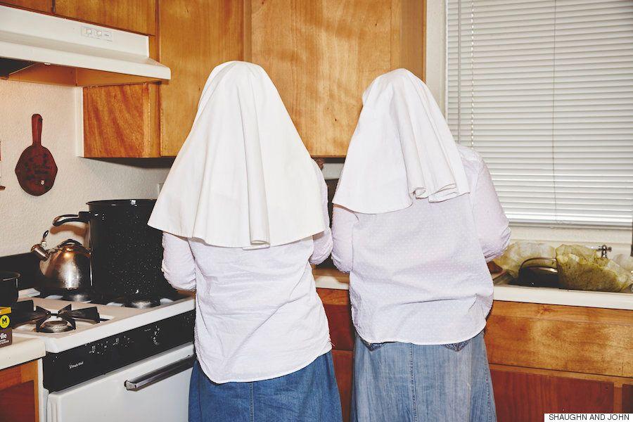 마리화나를 키우는 수녀들은 신의 부름에 답하고