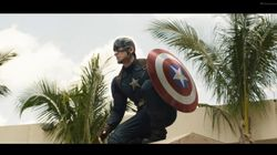 '캡틴 아메리카: 시빌 워'의 팀웍이 드러난