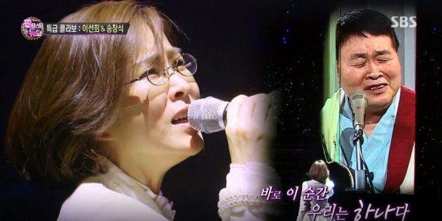 '판듀' 이선희X송창식, 30년 꿈 이룬 특급