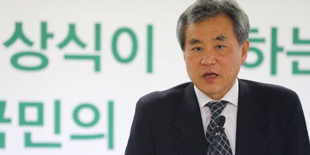 국민의당 이상돈, 선거제도·국정원·공영방송 개혁을 논의하자고