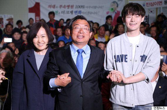 이정현, 지역주의 벽 허물고 '호남 재선' 역사
