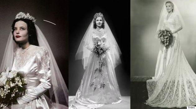 웨딩드레스의 아름다운 100년