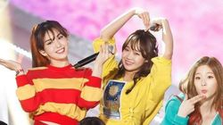 걸그룹 '아이오아이'가 4월 16일에 공개한