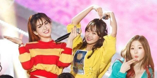'프로듀스 101'의 걸그룹 '아이오아이'가 4월 16일에 공개한