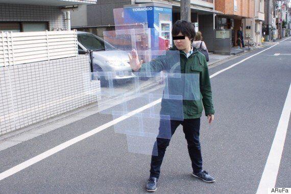 일본 애니메이션 광이 진짜 '배리어'를
