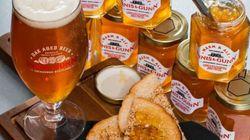세계 최초로 빵에 발라먹는 '맥주'가