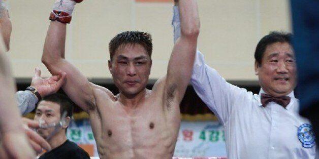 전 세계챔피언 최용수, 13년만의 복귀전에서