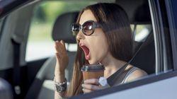 졸음운전의 위험에서 깨어날