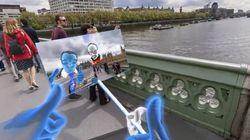 미래의 페이스북에서는 가상현실에서 셀카를 찍을 수
