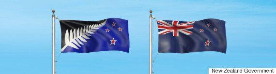 뉴질랜드 국민들은 이 국기를 그대로 쓰기로