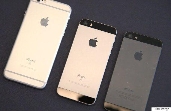 아이폰 SE 발표, '6S와 성능, 카메라는 같지만