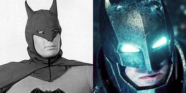 73년에 걸친 '배트맨'의 진화를 10분 만에