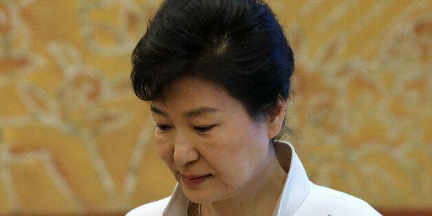 박근혜 대통령 지지도 올해 최저치로 하락 : 36%