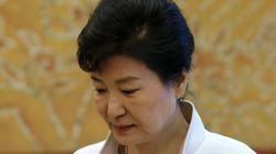 박 대통령 지지도 올해 최저치로 하락