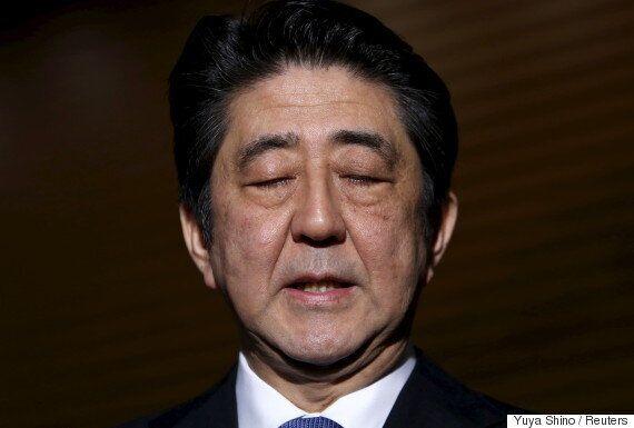 일본 '집단 자위권 용인' 안보법이 공식