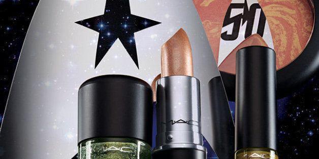M·A·C 스타 트렉 50주년 기념 컬렉션 출시