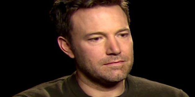 벤 애플렉은 '배트맨 대 슈퍼맨'의 혹평들이 정말 슬프다. 정말, 정말, 정말