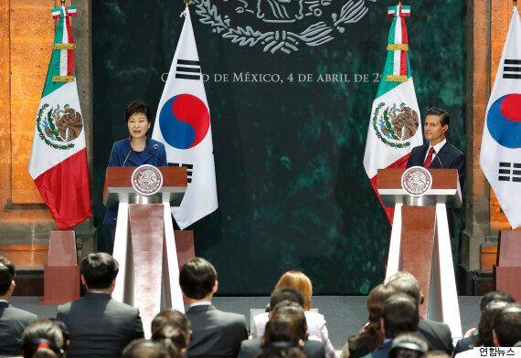한·멕시코, 8년 만에 FTA 협의