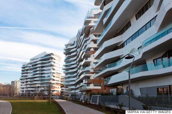 당신도 자하 하디드가 설계한 아파트에 살 수